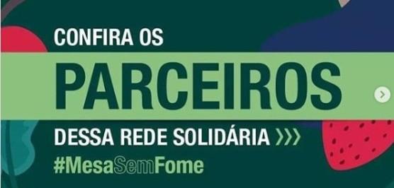 SINCOFARMA-RIO - MESA SEM FOME